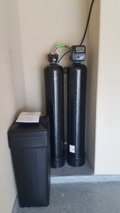 1.5 Cubic Ft. In and Out Catalytic Carbon and 48 K Water Softener