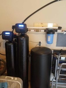 Catalytic Carbon and Softener Whole House Filtration 2