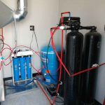 Commercial Water Filtration And Reverse Osmosis System
