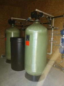 Commercial Water Softener System (2)