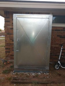 Outdoor Insulated Cover For Water Filtration