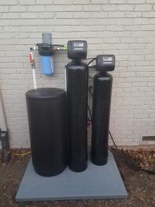 Prefilter, 1.5 Cubic Ft. Catalytic Carbon, 32 K Water Softener 4