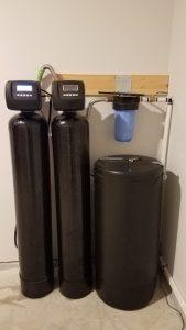 Prefilter, 1.5 Cubic Ft. Catalytic Carbon, 48 K Water Softener Installed 11