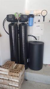 Prefilter, 1.5 Cubic Ft. Catalytic Carbon, 48 K Water Softener Installed 13