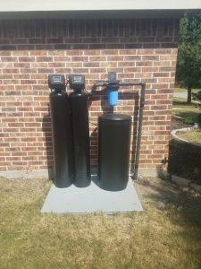 Prefilter, 1.5 Cubic Ft. Catalytic Carbon, 48 K Water Softener Installed 4