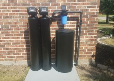 Prefilter, 1.5 Cubic Ft. Catalytic Carbon, 48 K Water Softener Installed 4