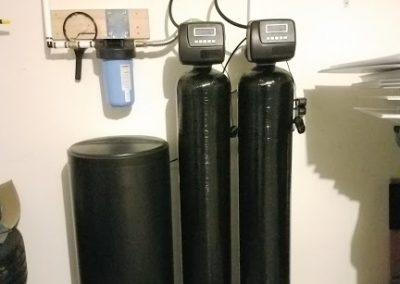 Prefilter, 1.5 Cubic Ft. Catalytic Carbon, 48 K Water Softener Installed 6