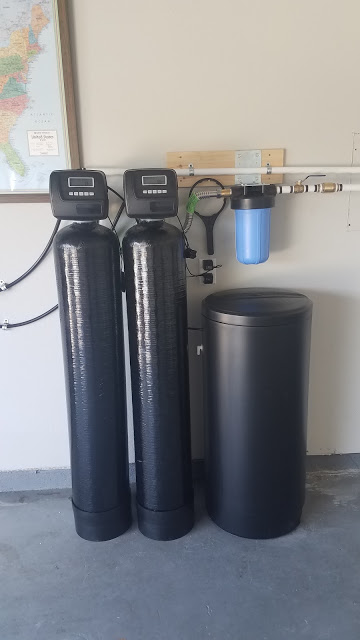 Prefilter, 1.5 Cubic Ft. Catalytic Carbon, 48 K Water Softener Installed 8