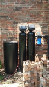Prefilter, 1.5 Cubic Ft. Catalytic Carbon, 48 K Water Softener Installed 9