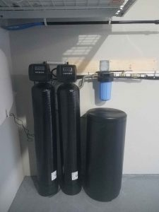 Prefilter, 1.5 Cub Ft Catalytic Carbon And 48 K Water Softener