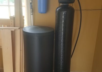 Prefilter, 48 K Water Softener Installed 2