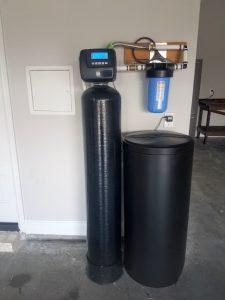 Prefilter, 48 K Water Softener Installed 3