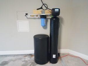 Prefilter, 48 K Water Softener Installed 4