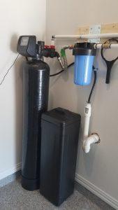 Prefilter, 48 K Water Softener Installed 6
