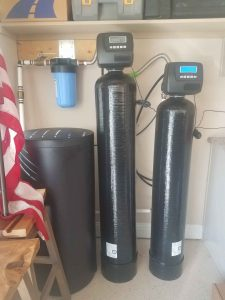 Prefilter Catalytic Carbon And Water Softener System