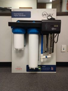 Uv Max System With Prefiltration