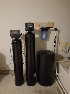 Water Softener and Catalytic Carbon System