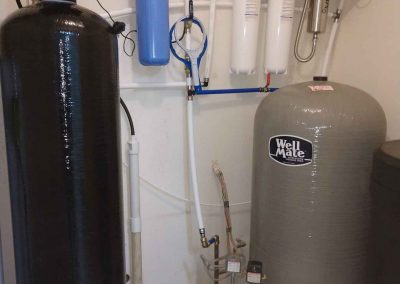 Well Water Filtration - Uv Light System And Water Softener