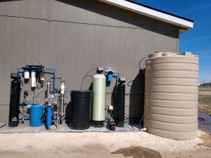 Whole House RO with Prefiltration and UV Light System