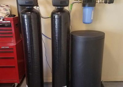 Whole House Water Filtration   Softener and Catalytic Carbon System