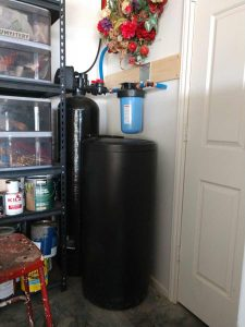 Whole House Water Softener and Prefiltration