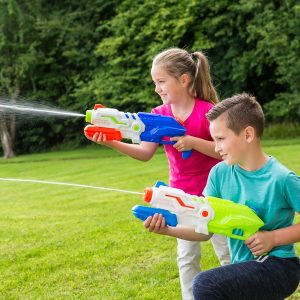 water gun tag